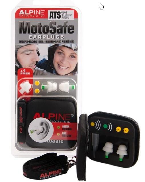 Motor oordoppen gehoorbescherming